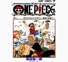 One Piece Volume 1 Manga Cover Unisex T-Shirt