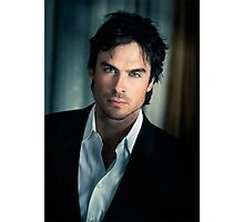Ian Somerhalder Photographic Print