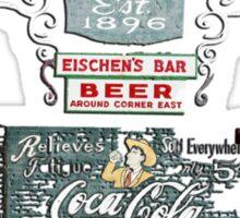 Eischen's Saloon Sticker