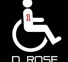 Derrick Rose Wheelchair by RhinoEdits