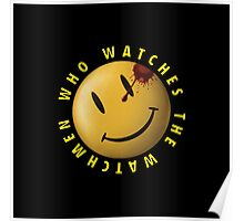 Who Watches The Watchmen? Poster