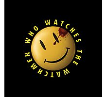 Who Watches The Watchmen? Photographic Print