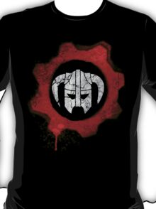 Gears of dovahkiin T-Shirt