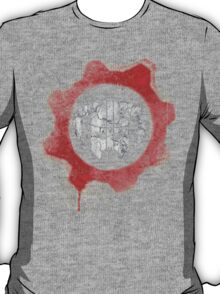 Gears of dovahkiin T-Shirt