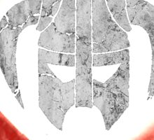 Gears of dovahkiin Sticker
