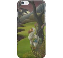 Dodo in Wonderland iPhone Case/Skin