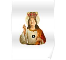 GabeN, Our lord and savior Poster