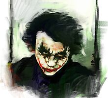Why so serious????? by howkoon