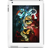 Ponies Of Land And Sea iPad Case/Skin