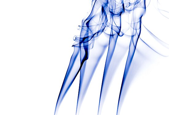 abstract smoke 4 by luisfico