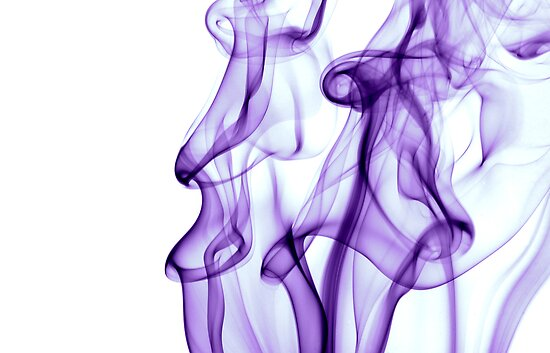 abstract smoke 5 by luisfico