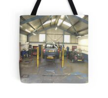 Workshop Tote Bag