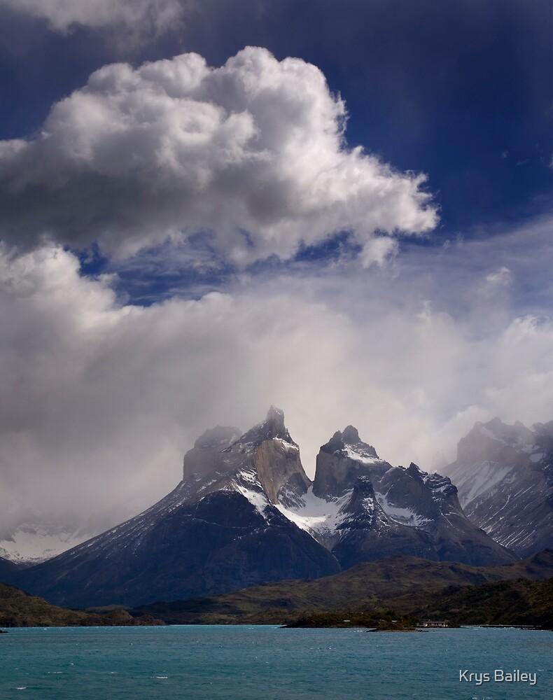 Cloud over Cuernos by Krys Bailey