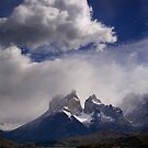 Cloud over Cuernos by Krys Bailey