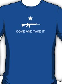 Come and Take It - Dark T-Shirt