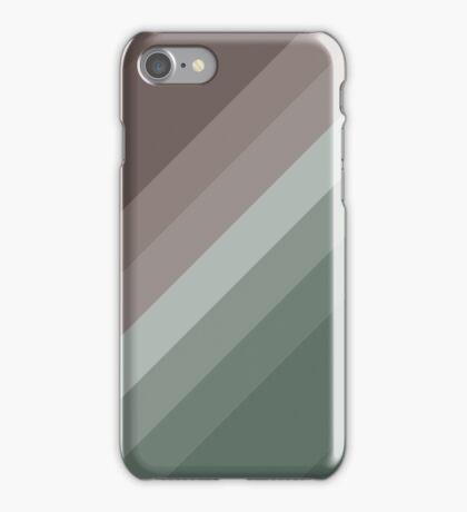 Vector Stripes - Modern Design by code-eeee iPhone Case/Skin