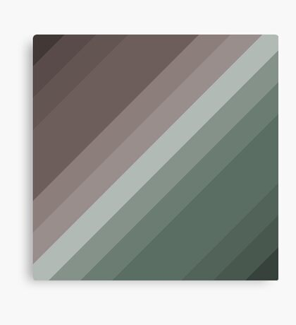Vector Stripes - Modern Design by code-eeee Canvas Print