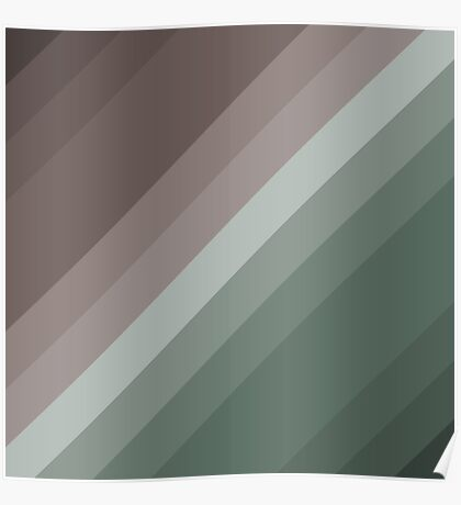 Vector Stripes - Modern Design by code-eeee Poster