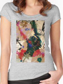 Orangutan Women's Fitted Scoop T-Shirt