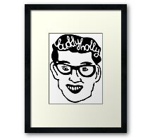 Buddy Holly Framed Print