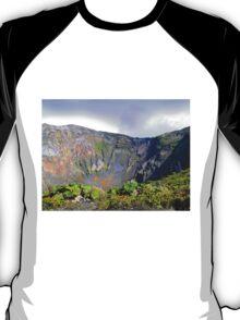 Irazu Volcano Crater - Costa Rica T-Shirt