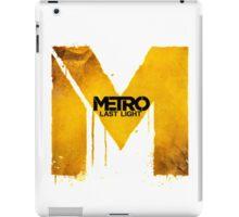 Metro Last Light iPad Case/Skin