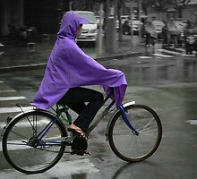 In The Rain No. 3 by Derek Kan