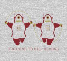 Kill Humans 2 Kids Tee