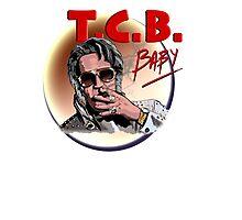 Bubba ho tep - TCB BABY! Photographic Print