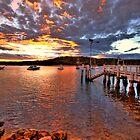 Sunset Portrait - Newport Beach - The HDR Series by Philip Johnson