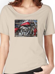 heart of the harley Women's Relaxed Fit T-Shirt