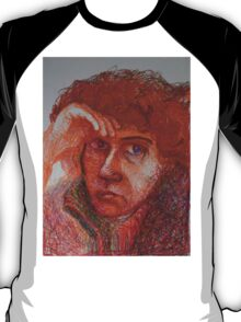 Red - Portrait Of A Woman T-Shirt