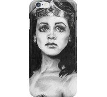 Lynda Carter  iPhone Case/Skin