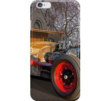 Rat Rod Roadster Pickup iPhone Case/Skin