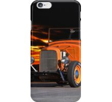 1932 Ford 'Lakester' Roadster iPhone Case/Skin