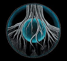 Roots of the Tree of Life  by Laural Virtues Wauters