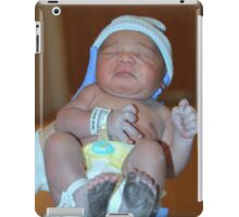 Born ID iPad Case/Skin