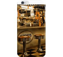 diner iPhone Case/Skin