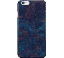 Maine USGS Historical Map Scraggly Lake 306760 1944 62500 Inversion iPhone Case/Skin