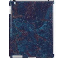Maine USGS Historical Map Scraggly Lake 306760 1944 62500 Inversion iPad Case/Skin