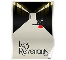 Les Revenants - Souterrain Poster