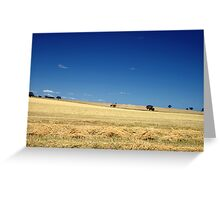 SA Country Greeting Card