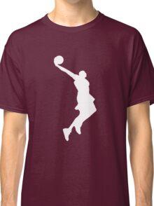 Basket Logo for black t-shirt Classic T-Shirt