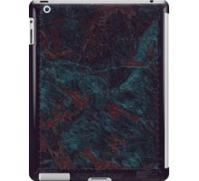 Maine USGS Historical Map Scraggly Lake 306761 1941 62500 Inversion iPad Case/Skin
