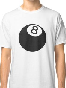 Ball number 8 Classic T-Shirt