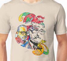 Theodor Seuss Geisel homage Unisex T-Shirt
