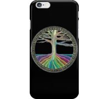 Chakra Tree Mandala iPhone Case/Skin