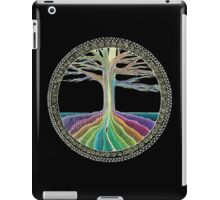 Chakra Tree Mandala iPad Case/Skin