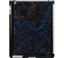 Maine USGS Historical Map Scraggly Lake 460841 1941 62500 Inversion iPad Case/Skin
