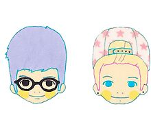 superfruit heads by youtuber-club